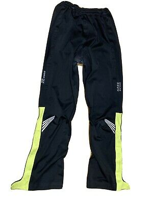 GORE WEAR Cycling Trousers, GORE-TEX Active S, Black/Neon Yellow • 0.99£