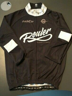 Endo Customs Rouler Nouvelle Orleans Cycling Jersey LARGE • 70£