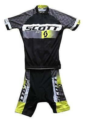 SCOTT CYCLING SUIT - Size XL Fit 34 Waist - Great Condition - Gay Interest • 20£