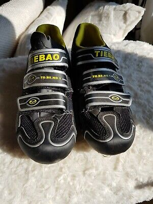 Ladies Tiebao Cycling Shoes Size 5 • 25£