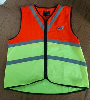 2020 Altura Unisex Nightvision Safety Vest Cycling Clothing Bicycle Bike Size L • 9.99£