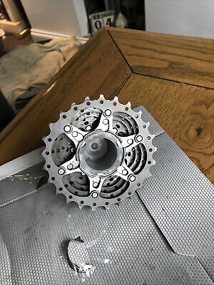 Shimano Dura-Ace CS-7900 Cassette 10 Speed. 11 - 25. • 0.99£