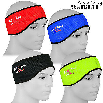 Cycling Headband Ear Warmer Thermal Windproof Running Head Band Once Size • 3.59£