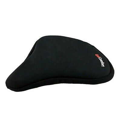 City Bike Bicycle Cycle Cover For Seat Saddle Extra Comfort Pad Soft Gel Cushion • 9.99£