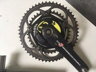 Power2Max Campagnolo Power Meter • 950£