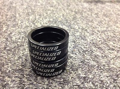 Specialized Headset Spacers 6 X 5mm • 4.99£