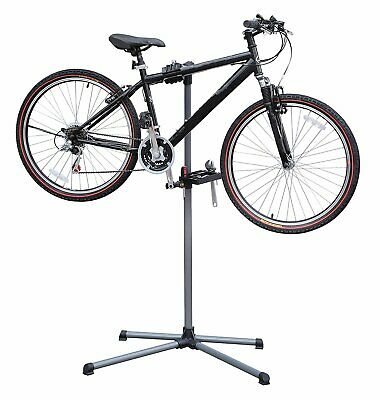 New Home Mechanic Bike Bicycle Cycle Repair Stand Workstand Heavy Duty UK • 38.99£
