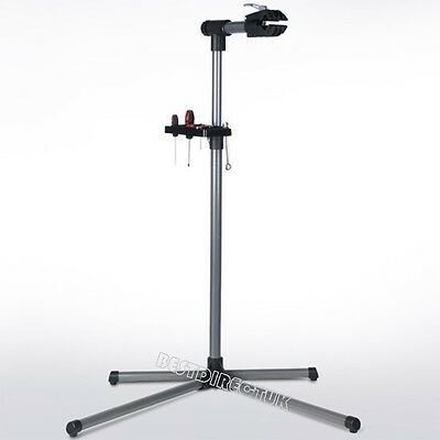 Home Mechanic Bike Bicycle Cycle Repair Stand Workstand Heavy Duty UK • 30.88£