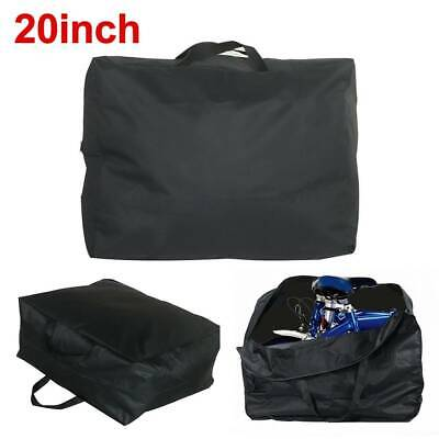 Folding Bike Bicycle Carrier Bag Carry Transport Travel Bag Pouch Case 14 -20  M • 13.79£