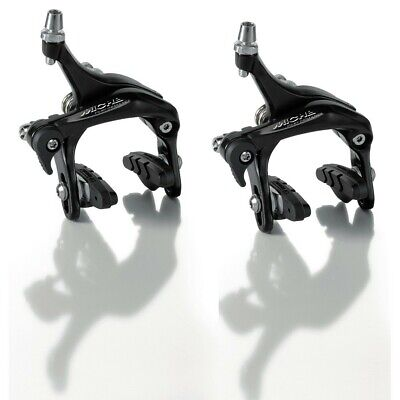 Miche Performance Brake Calipers Long Drop Black Front And Rear Pair • 32£