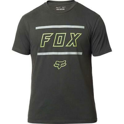 Fox Midway SS Airline Tee Black • 19.99£