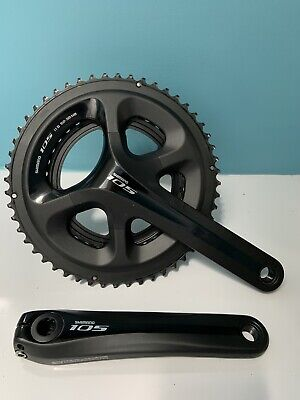 Shimano 105 5800 Chainset - 52/36 Chainrings - 170mm Cranks • 50£
