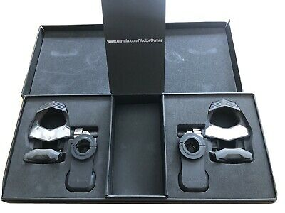 Garmin Vector  Dual Sided Power Pedals (upgraded To Vector 2) • 155£