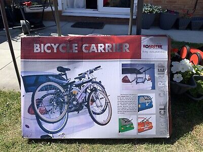 Roadster Bicycle Carrier • 15£