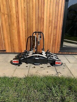 Thule 927 VeloCompact Towbar Mounted Bike Carriers For 3 Bikes • 285£