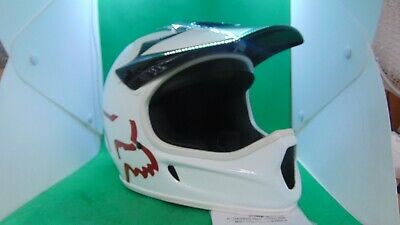 Fox Racing Rampage Helmet Size- Small WHITE ( • 21£