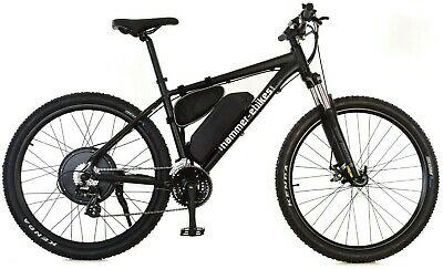 Fast Electric Bike Ebike, 30+mph, 1000W, 48V, Disk Brakes, Zoom Fork, UK Support • 1,849£