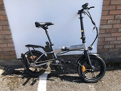 Nakto Folding E-Bike City Folder 36V Electric Bike 16  Bicycle  • 599£