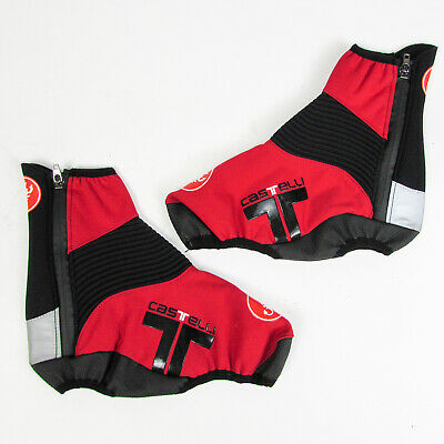 Castelli Narcisista Overshoes Cycling Shoe Cover M 40-42 • 22.99£