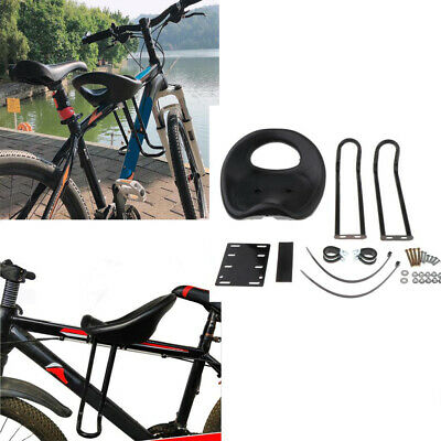 Stable Front-Mounted Kids Bike Seat Chair Carrier For Mountain Folding Bicycles • 24.96£