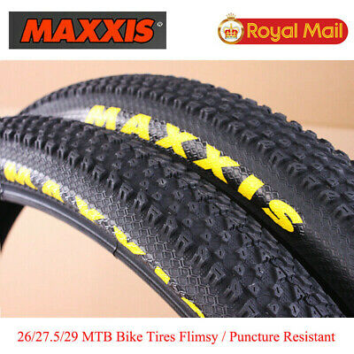 MAXXIS M333 26/27.5/29*1.95/2.1 Mountain Road Bike 60TPI Tyres Foldable Tire UK • 29.68£