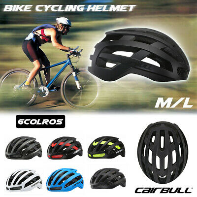 CAIRBULL Lightweight Cycling Bicycle Adult Mens MTB Road Bike Safety Helmet UK • 19.99£