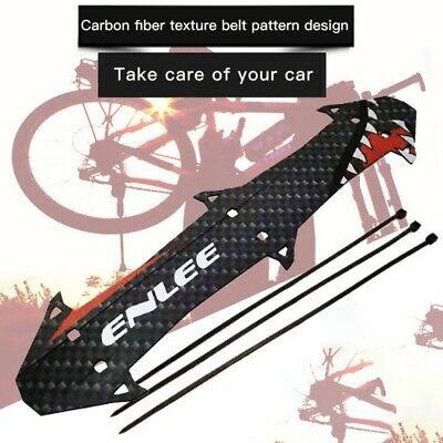 Mountain Bike Cycling Bicycle Frame Chain Chainstay Protector Cover Guard Pad UK • 5.21£