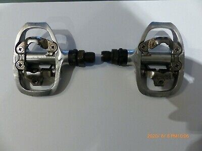 Shimano SPD A520 Pedals And Cleats • 2£