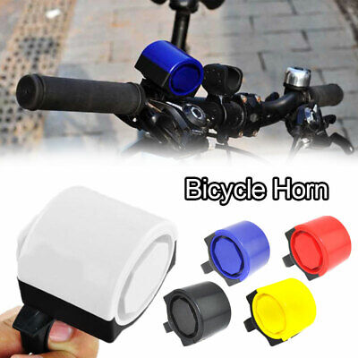 Bicycle ElectricHorn Siren 90db WithoutLight Color Electric Horn Battery Powered • 2.97£