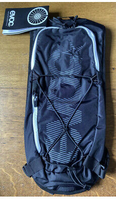 Evoc CC 3l Black Hydration Backpack Air Tune Protective Sports Pack • 33.99£