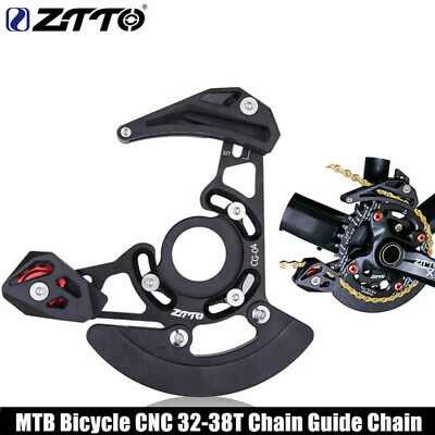 ZTTO MTB Bicycle Chain Guide Drop Catcher BB Mount Adjustable UK • 29.61£