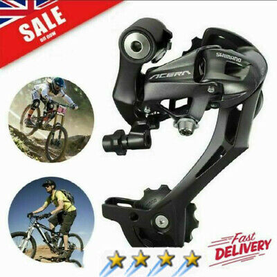 Shimano Acera RD-M390 7 8 9 Speed MTB Rear Mech Derailleur Direct Mount STOCK UK • 10.69£