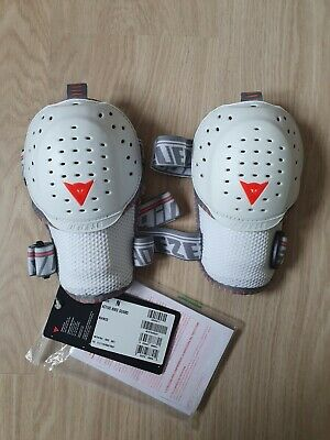 Dainese Active Knee Guards White Protection XS • 20£