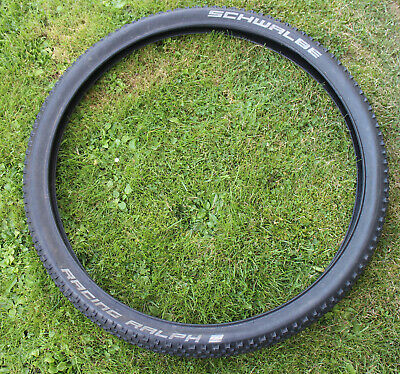 Schwalbe Racing Ralph Performance MTB Cycle Tyre 29 X 2.25 (57-622) Wire Bead • 10£