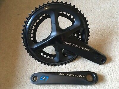 Stages Dual Sided Power Meter L/R Ultegra R8000 175mm 53-39 • 500£
