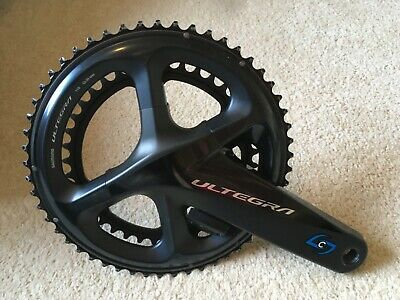 Stages Right Sided Power Meter Ultegra R8000 175mm 53-39 • 350£