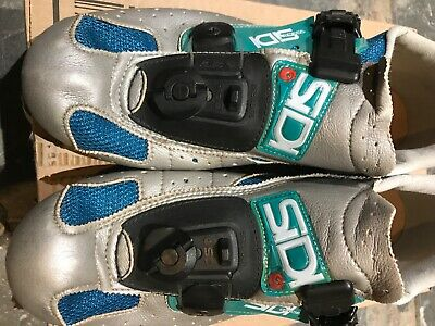 Sidi Cycling Shoes 43 Would Fit Uk 7/7.5  Includes Free Cleats  • 15£