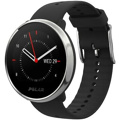 Polar Ignite GPS Watch Size - S/M BLACK < • 9.50£
