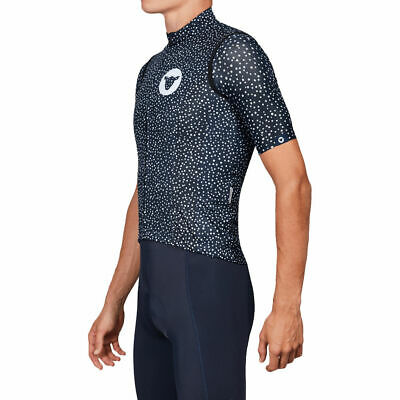 Black Sheep Cycling TC19 Dot Vest L NAVY~ • 0.99£