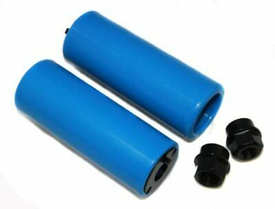 Coyote Nylon Stunt Pegs Blue 10/14mm Fitting Blue • 8.99£