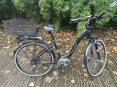 Electric Bicycle Raleigh Captus • 795£