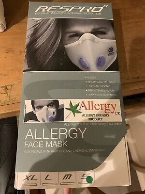 Respro Allergy Mask Small • 30£