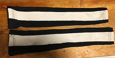 Rapha Black Cycling Arm Warmers Size Small • 5£