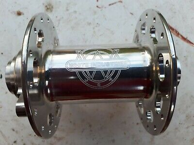 WHITE INDUSTRIES Front Hub BLING! • 50£