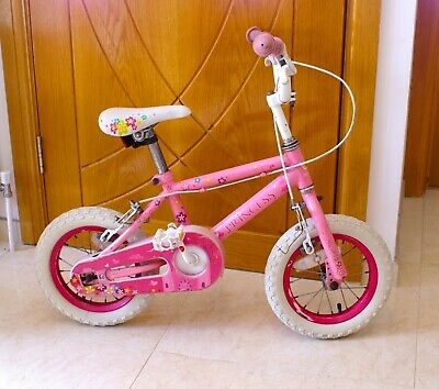 Lovely Princess Bicycle, 12  Wheels, In Good Working Order. Suit 3+ Years.  • 10£