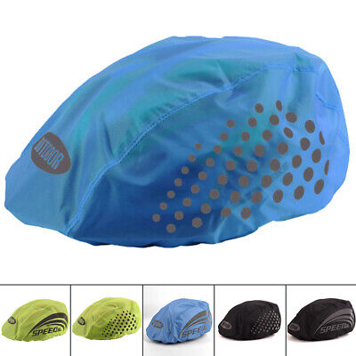 Helmet Cover Reflective Wind Proof Water Dust-proof Outdoor Cycling Accessories • 4.27£