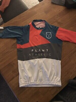 Plant Athletic Vegan Road Cycling Jersey • 40£