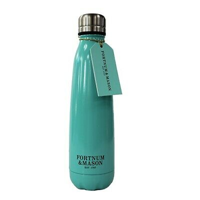 Fortnum And Mason Double-walled Stainless Steel Water Bottle 500ml • 21£