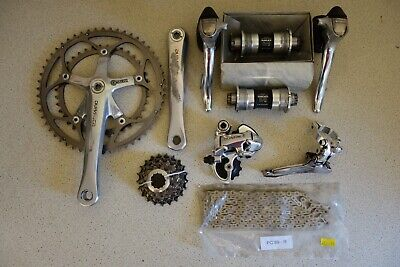 Dura Ace 7700 Chain And Gear Set • 249£