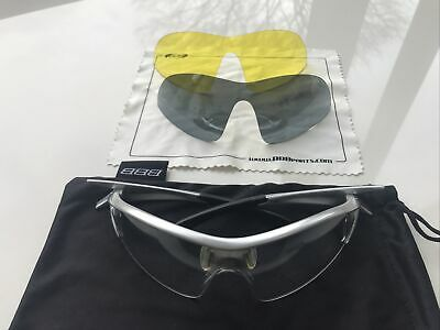 BBB Cycling Glasses With 3 Interchangeable Lenses • 0.99£